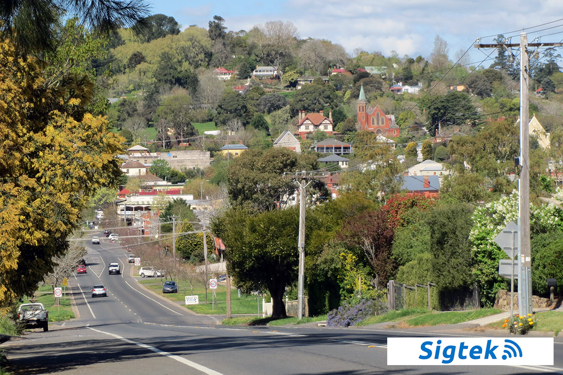 Sigtek - Wireless Technology Services - Daylesford