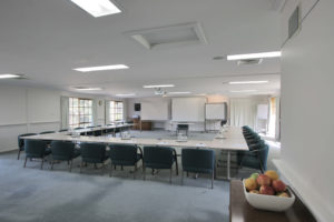 The Blue Room conference centre at Cammeray Waters