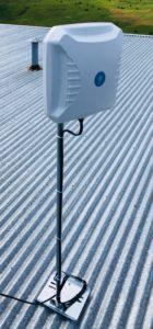 4G Antenna installation at Yandoit Hills - 36Mbit!